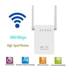 WiFi Signal Internet Range Booster Wireless Network Extender Home Office Gaming