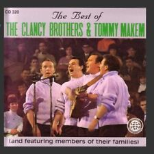 Tommy Makem : The Best Of The Clancy Brothers & Tommy CD