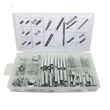 200pcs Assorted Extension Compressed Type Springs Assortment Kit Set with Box