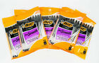5 packs = 50 count BIC CRISTAL Xtra-Smooth Ball Pens - BLACK #68271