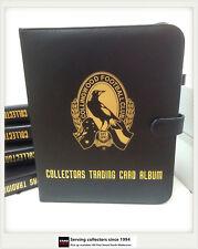 AFL CLUB COLLECTORS TRADING CARDS ALBUM (Inc.10 Pages) -- COLLINGWOOD