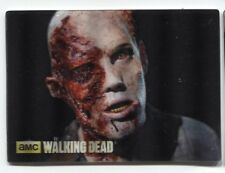 The walking Dead Season 3 Dog Tag 3D Sticker # S20 of 24