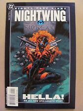 Nightwing Eighty Page Giant #1 DC Comics 2000 Dixon Harley 1st app Hella 9.4 NM