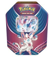 Pokemon TCG Evolution Celebration Tin Sylveon GX Sealed New