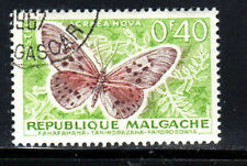 MALAGASY #307  1960  40c  BUTTERFLY    MINT  VF NH  O.G  CTO