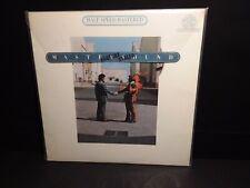 "PINK FLOYD""Wish You Were Here""Lp SEALED Half Speed MasterSound CBS Vinyl Songs"