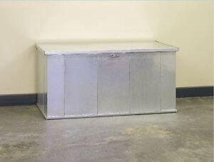 Arrow Gerätebox Bern, Blank, Außenmaße: B 146 x T 76 x H 71 cm