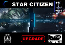 Star Citizen - Vanguard Hoplite to Esperia Vanduul Blade Upgrade