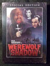 Werewolf Shadow (DVD, 2008) Paul Naschy BRAND NEW!