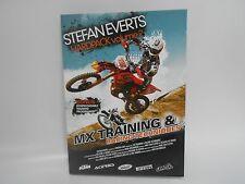 OEM KTM DVD Stefan Everts Hardpack V.2 MX Training & Racing Techniques 3PW107260