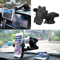 Universal 360° Rotation Car Windshield Mount Holder Cradle For Mobile PhoneGPS