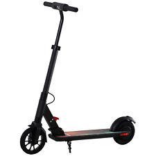 Teens Adult Electric Scooter Folding Adjust w/ Light Shock Mitigation System