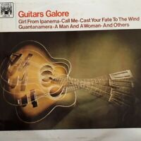 101 Strings-Guitars Galore Vinyl LP.1967 Marble Arch MAL 757.Girl From Ipanema+