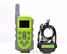 KOOLKANI® 650 Yard Remote Waterproof Rechargeable 1- Dog Training Shock Collar