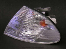 BMW e46 Turn Signal Light with White Lens Front Left OEM + 1 YEAR WARRANTY