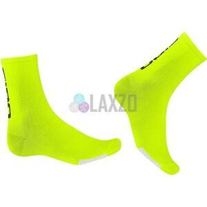 Cycling Socks Giro Hrc Team 2017 Vermillion/Black S Thermal Shin Protection