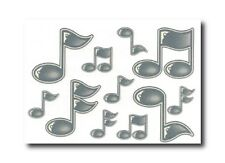 Musical Notes Temporary Tattoos Sheet - Great Kids Party Bag Fillers / Favours