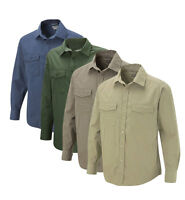 Craghoppers Kiwi Long Sleeve Shirt Travel Quick Dry Sun Protection Nosi Defence