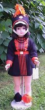 """1993 ~ 30"""" Gahs Majorette Doll .Irene Castle Dolls Outfit"""