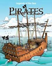 Legends of the Sea: Pirates (Read Me Legends of the Sea)-ExLibrary