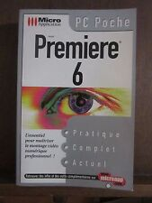 PC Poche Micro Application Adobe Premiere 6