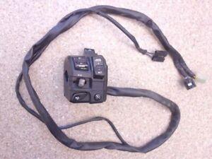 Yamaha XT 1200 Z ZE Super Tenere Lenker Schalter Armatur links control switch 15