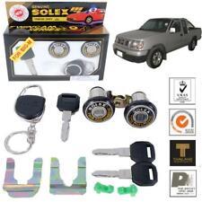FIT Nissan Navara D21 Pickup Ute King Cab Pickup Solex 2 Door Lock Security Key