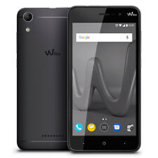 Telefono movil Wiko Lenny4 negro M??vil 3G dual Sim 5 IPS Hd/4core/16gb/2gb