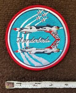 USAF THUNDERBIRDS FIGHTER PILOT MILITARY PATCH F-16 Demo Team