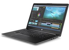 "HP Zbook 15 Studio G3 15.6"" 4K Xeon 2.8GHz 32GB 512GB SSD nVidia Quadro Laptop"