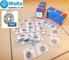 Bearing 608 2ZC3,608zzc3,608 2ZR,608ZZ,608 2Z dimension 8x22x7 fast shipping SKF