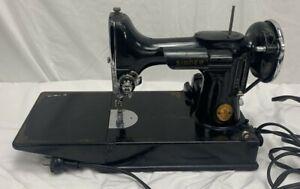 Singer Sewing Machine & Foot Pedal catalog 3-1101940's Vintage