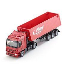 1:50 Lorry W/Trough Tipper - Die-Cast Vehicle - Siku 3537