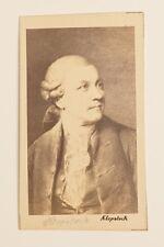 CDV  Friedrich Gottlieb Klopstock - Carte de Visite - Kunstbild