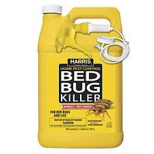 Insect Spray Bedbug Killer Bed Bug Lice Pest Indoor Home Bath Carpet 1 Gallon
