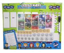 NEW Educational Magnetic Money Chart - Maths - Australian Currency