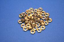 50 Stück Muttern M1 TRIX Metallbau