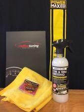 Power Maxed Tyre & Trim Dressing 500 ml + Free Micro fibre,Shampoo & Ultra Wax