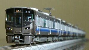 Japan Eisenbahn Railway Serie 225 type 5100 S-Bahn 6-tlg set NEU OVP