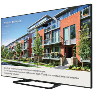 """Sharp 80"""" Class Full HD Commercial Display LED TV 4ms 60Hz 5000:1 350 PN-LE801"""