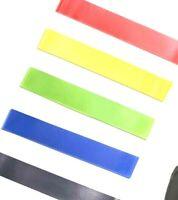 1 GREEN Chair Kicker, Fidget Rubber Resistance Band ~ Focus ASD & ADHD.