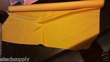 "Nylon Cordura Fabric, Bright Yellow, 400D  Waterproof, 59""wide, 10 oz.per yard"