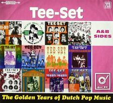 Tè Set-Golden Years of Dutch pop music, 2cd NUOVO