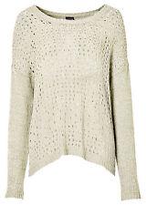 Damen-Pullover mit Rundhals