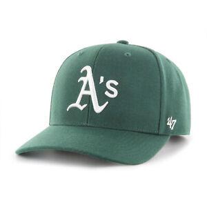 MLB Oakland Athletics A's Cap Basecap Cold Zone DP grün 193234775063 Kappe