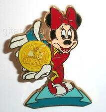 Disney Olympic Games 2008 Summer of Champions Gold Medalist Minnie Mouse LE Pin