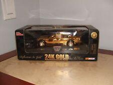 Racing Champions #94 Bill Elliott McDonald's 24K Gold 1:24 Original Box NIB