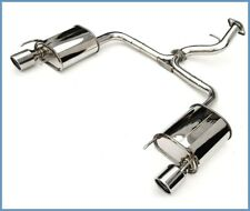 Invidia Q300 Rolled Tip Axle-Back Exhaust for 2006-2011 Lexus GS300 GS350
