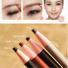 2018 4pcs Eyebrow Liner Eyebrow Pencil Waterproof Natural Long lasting Enhancer