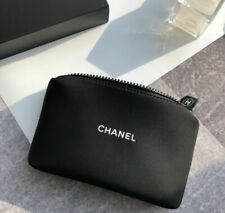 Chanel Beaute Make Up Bag Cosmetic Case New